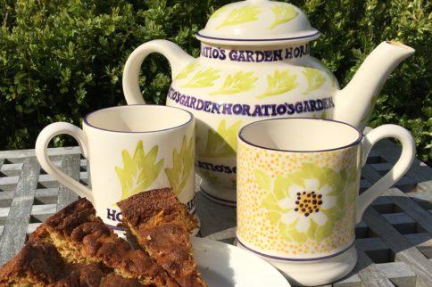 Emma Bridgewater's new mug for Horatio's Garden