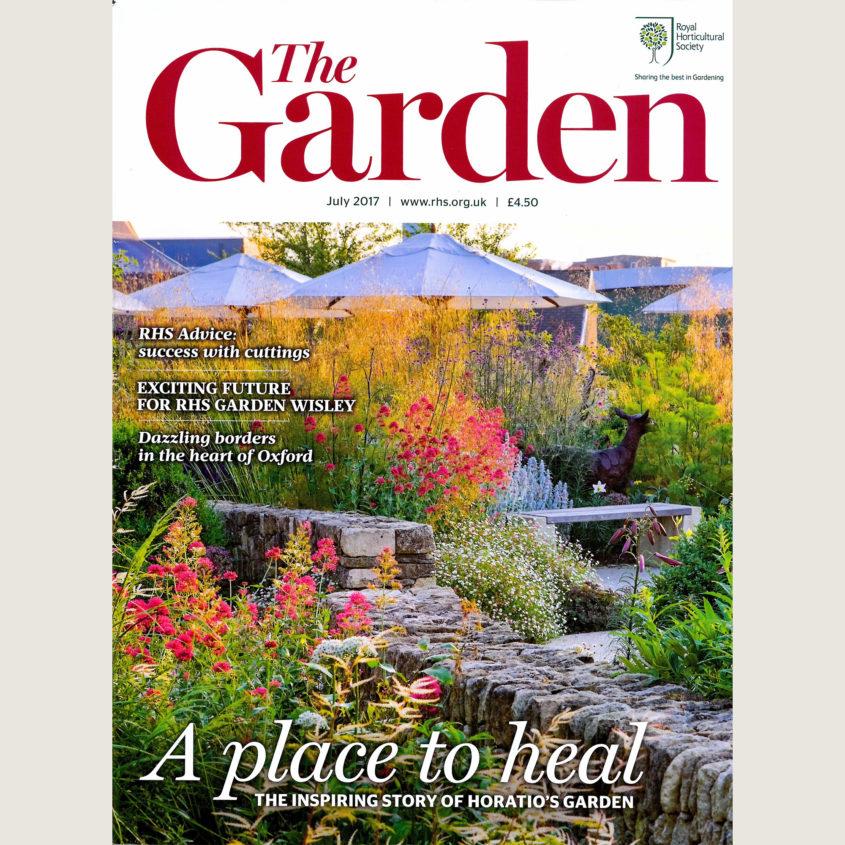 Rhs The Garden Magazine Horatio S Garden
