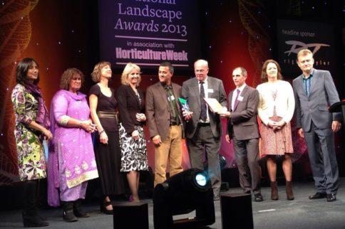 BALI National Landscape Award double winners!