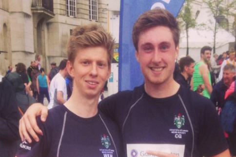 Chris Golding's Leeds Half Marathon