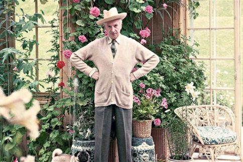 Cecil Beaton, legendary photographer…and gardener?