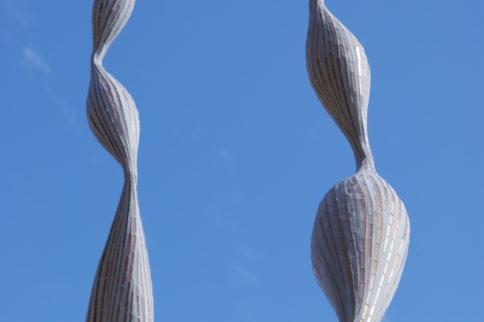 Rebecca Newnham's Sculptures