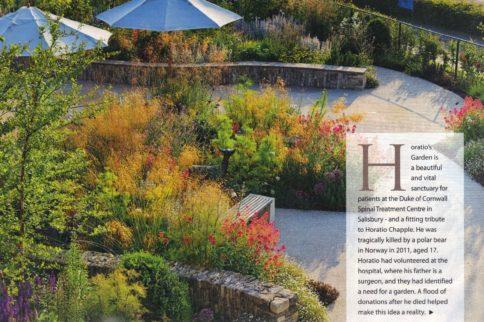 The English Garden magazine: Private view