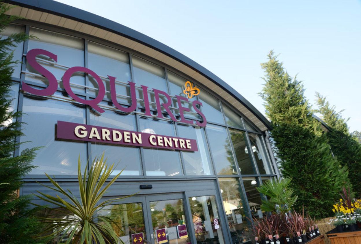 Garden Centre: Squires Garden Centre