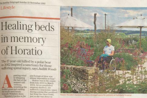Sunday Telegraph Living