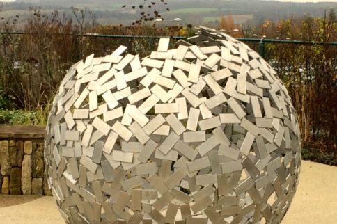 Julian Wild sculpture exhibition