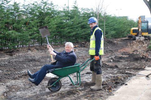 Horatio's Garden Scotland in the Daily Record