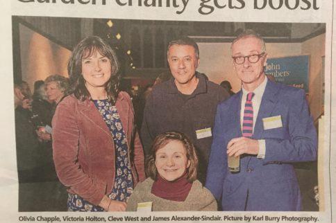 Garden charity gets boost – Salisbury Journal