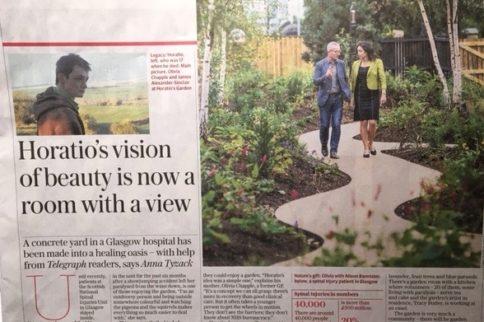 Telegraph Weekend