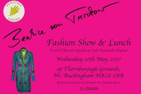 Beatrice von Tresckow Fashion Show