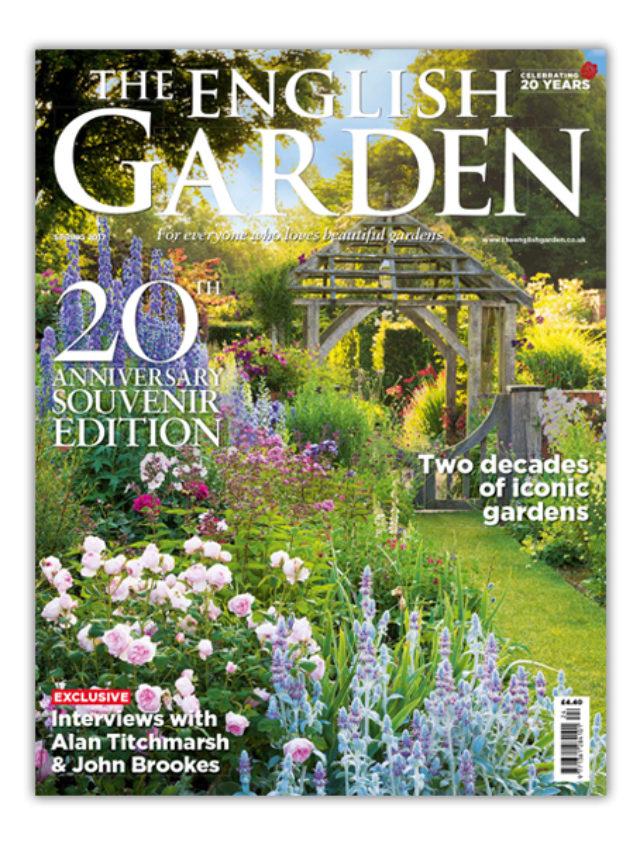 The English Garden Magazine - 20 Years of Garden Design ...