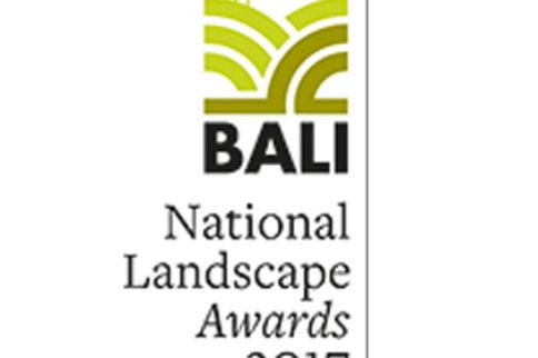 Horatio's Garden Scotland wins award from BALI