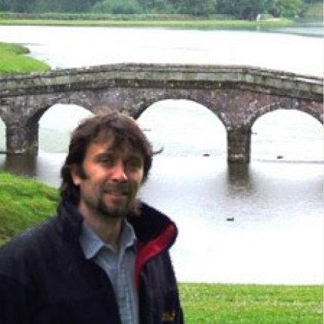 Alan Power Head Gardener, Stourhead