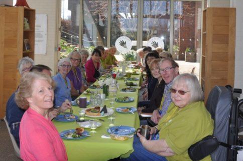 Volunteers' Lunch