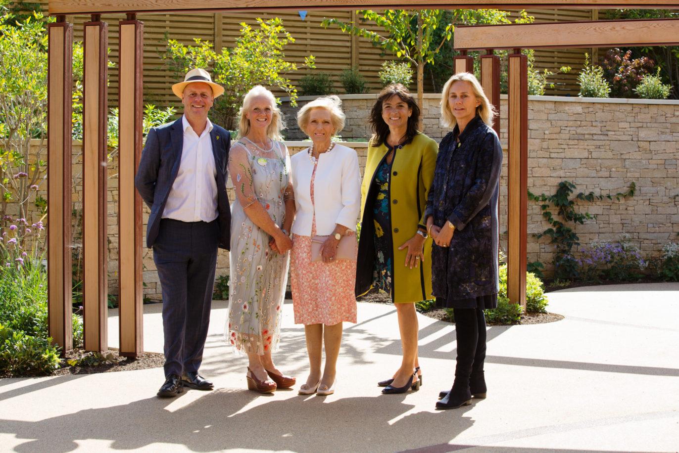 Horatio's Garden Stoke Mandeville open