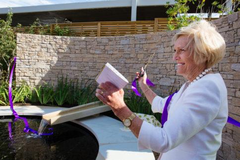 horatio's garden stoke mandeville is open!