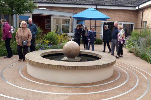 garden tour at horatio's garden scotland