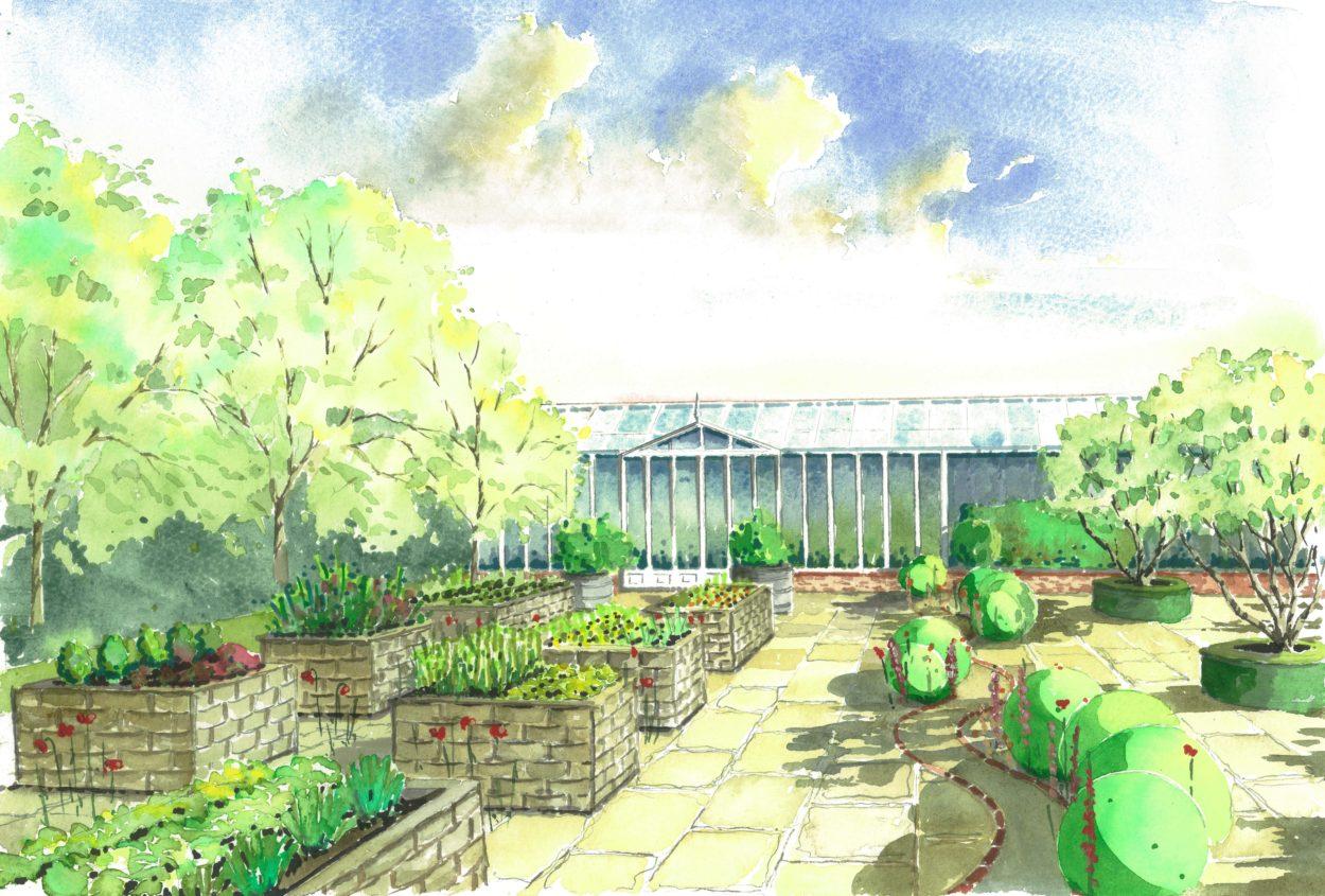 Horatio's Garden Oswestry