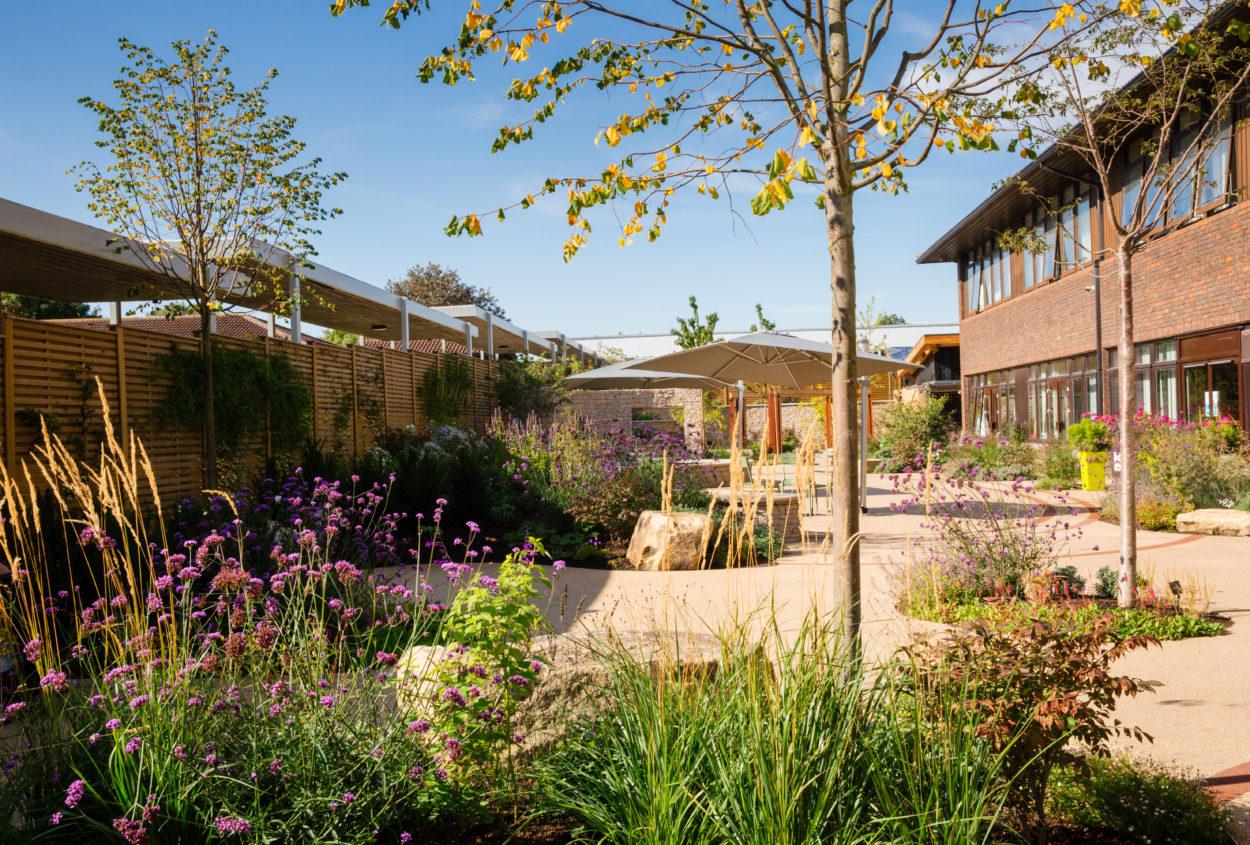 Horatio's Garden Stoke Mandeville