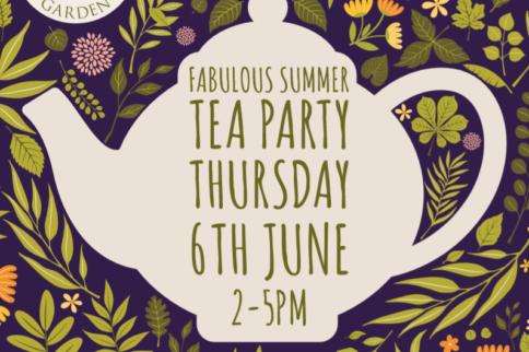 Fabulous Summer Tea Party