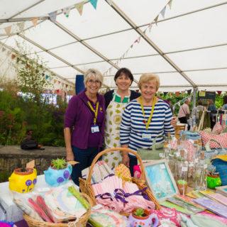 Craft Sale Volunteers