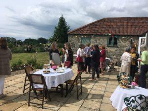 Tea Party Gathering