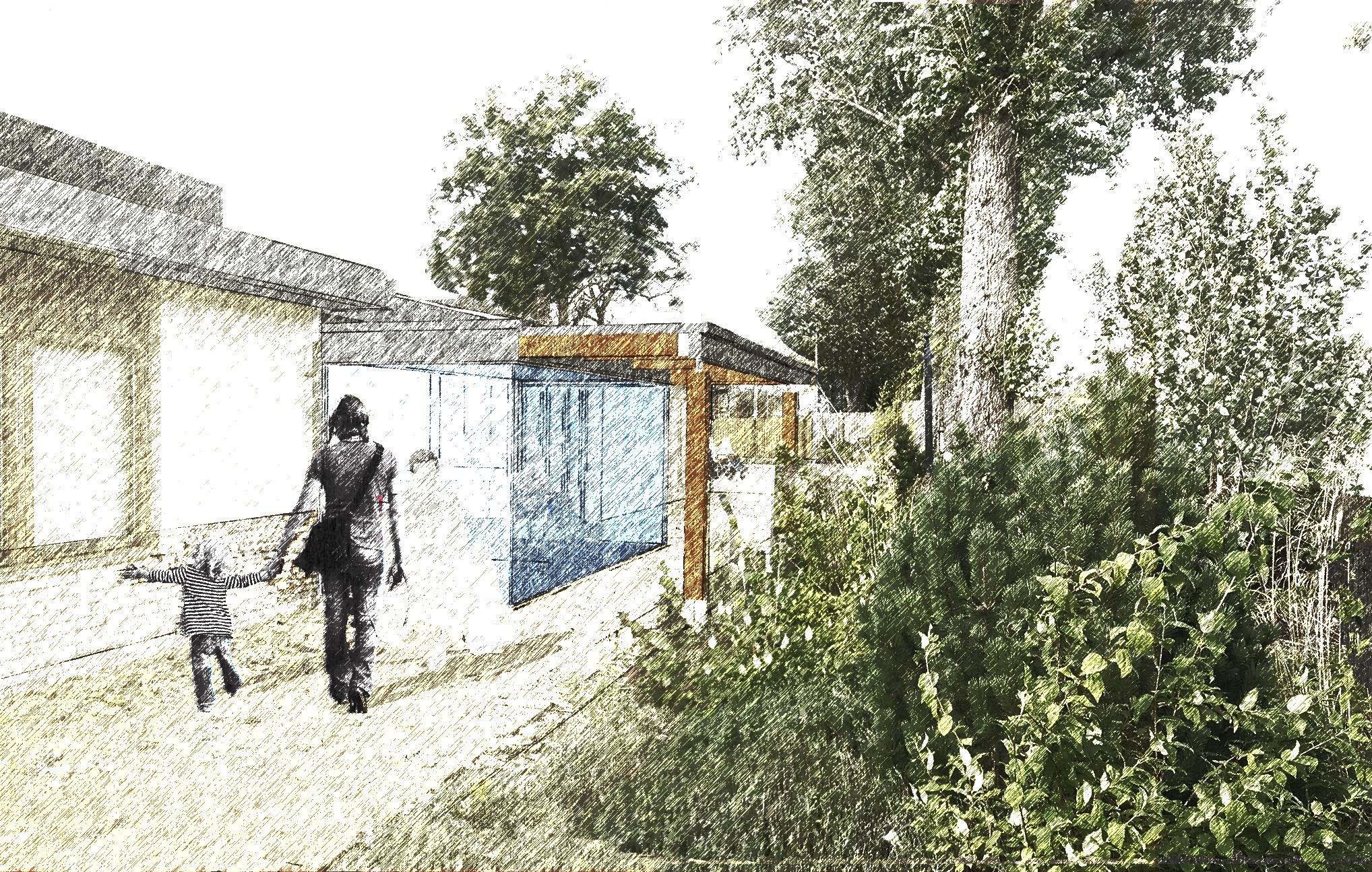 Garden Room Design Visual