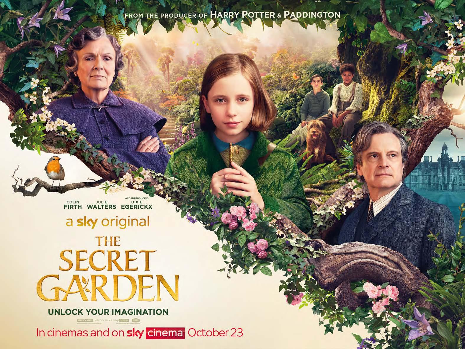 The Secret Garden Film Poster