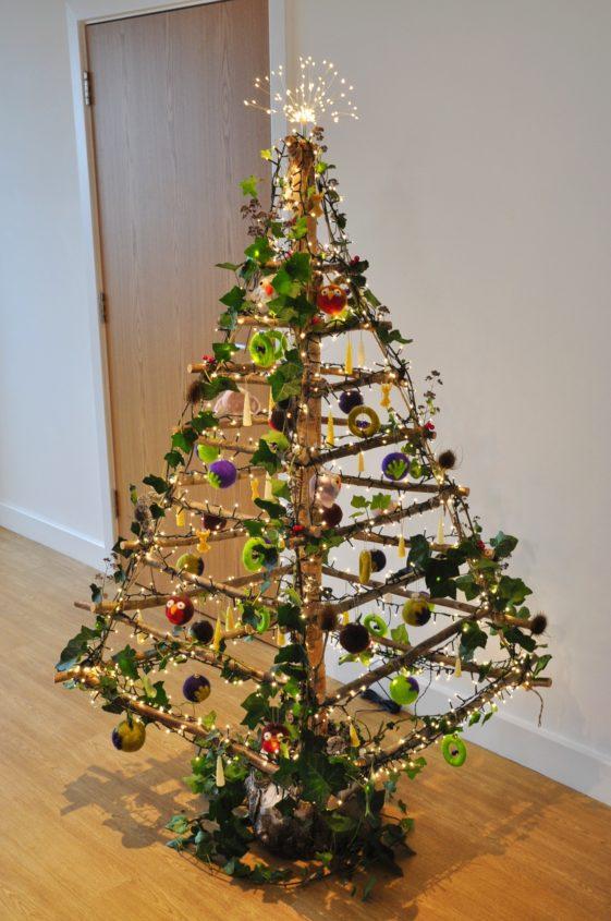 Horatio's Garden Christmas Tree