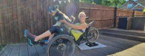 Amanda Cycle Challenge