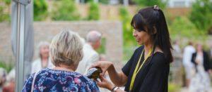 Volunteering at Stoke Mandeville Event