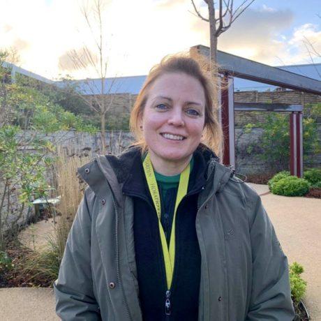 Amy Moffett – Stoke Mandeville