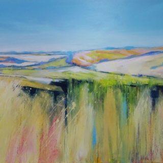 Karen Welsh Painting