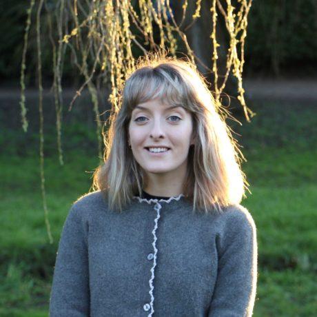 Evie Redwood – Arts Programme Coordinator