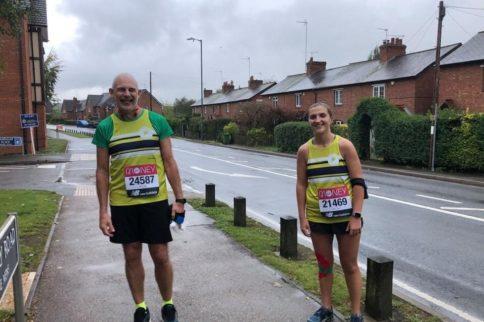 Virtual London Marathon 2020