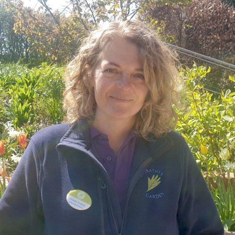 Annabel Turner – Garden Administrator, South West