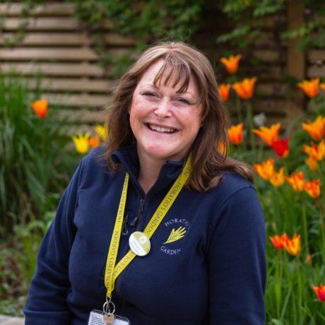 Debs Grigg – Garden Administrator, Stoke Mandeville